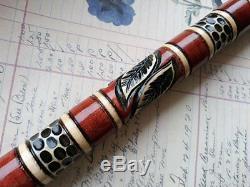 Hand carved walking sticks Wooden canes walking sticks Walking Eagle NW14