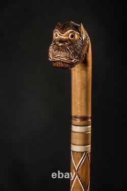 Walking canes for men Walking Stick Monkey Walking cane Hand Carved